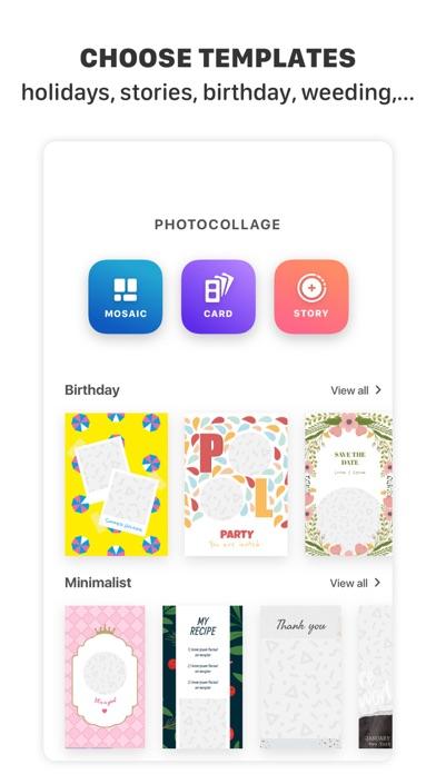 Photo Collage Maker ∙ Layoutのおすすめ画像2