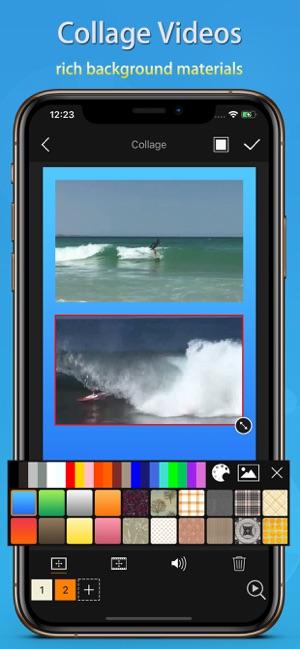 Videdit - Handy Video Editor Screenshot