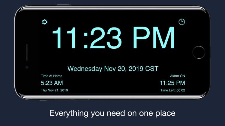 Travel Clock Pro