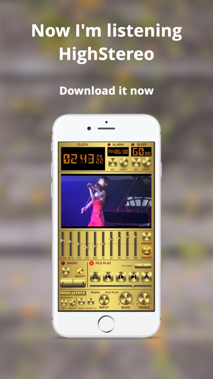 HighStereo - MP3 Music Player screenshot-4