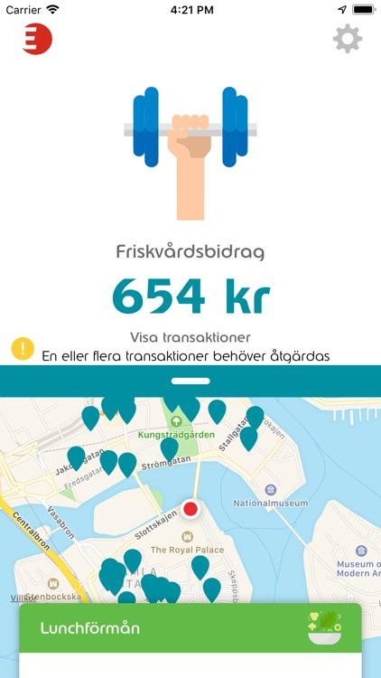 MyEdenred Sweden