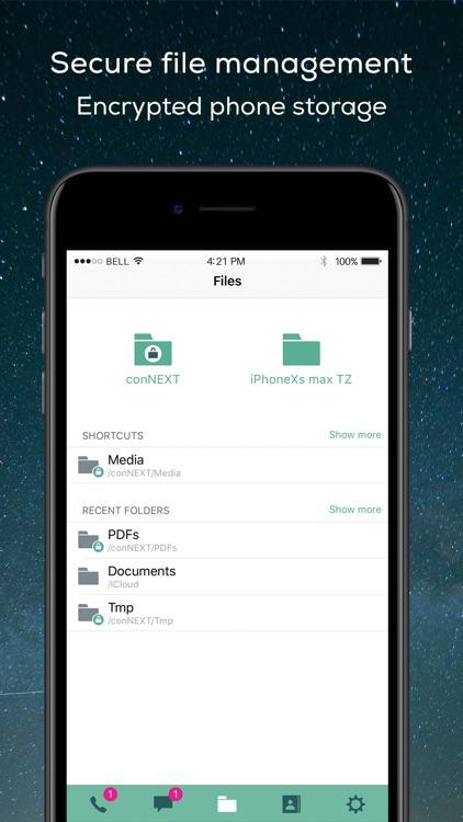 conNEXT screenshot-4