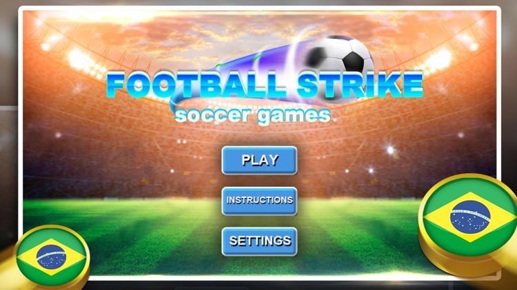 Football Strike-soccer games screenshot-3