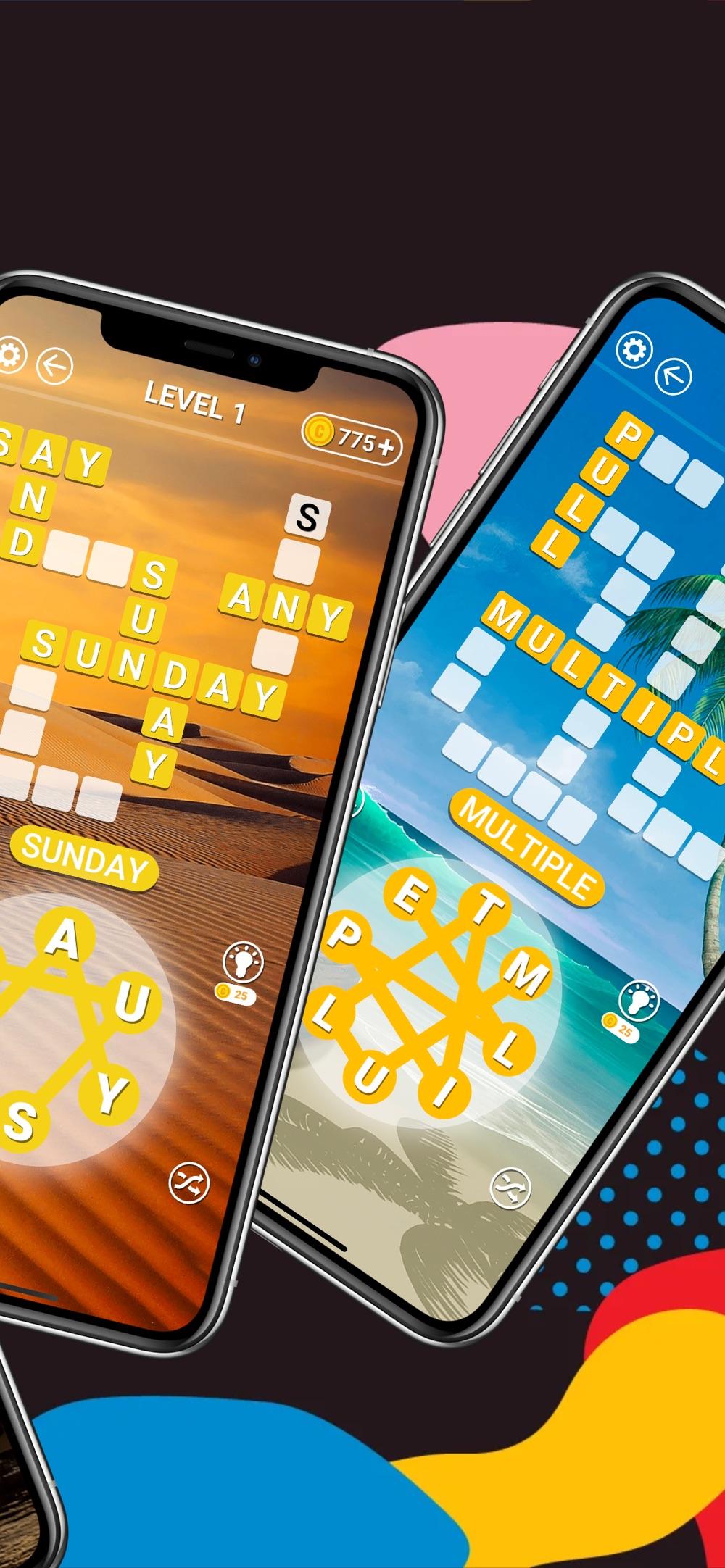 Word Connect: Wordscapes Daily hack tool
