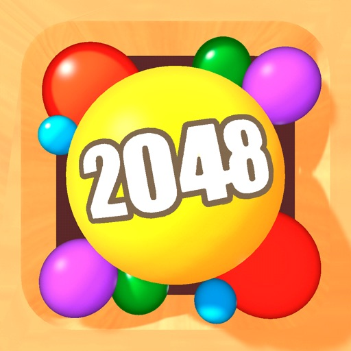 2048 Balls 3D free software for iPhone and iPad