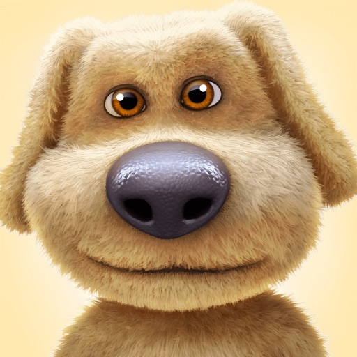 Talking Ben the Dog for iPad icon