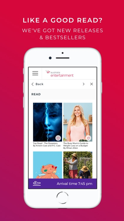 Virgin Australia entertainment screenshot-4