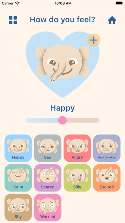 Feelu –Mindful, Relax For Kids screenshot-7
