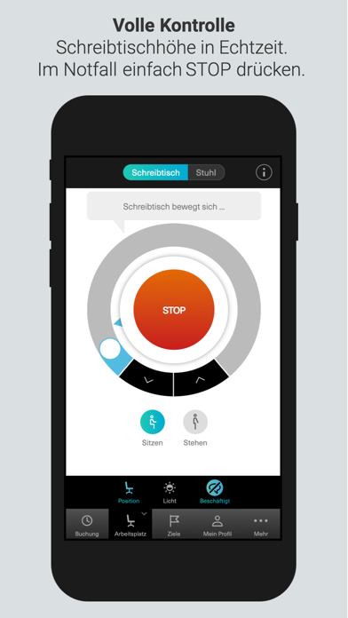 YOYO smart ergonomicsScreenshot von 4