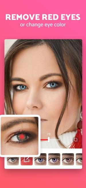Pixl: Afinar rosto foto editor Screenshot