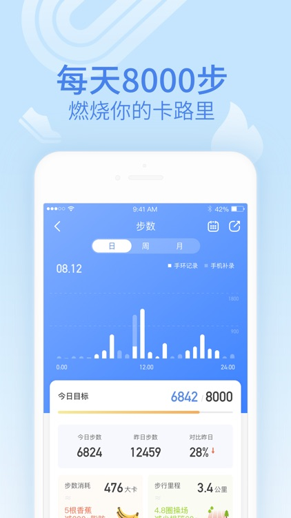 乐心健康-运动,减肥,睡眠健康管理平台 screenshot-3