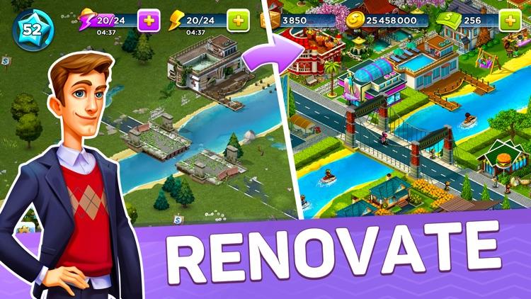 SuperCity: My Town Life Sim screenshot-3