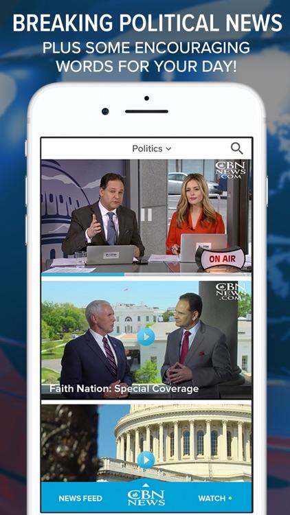 CBN News - Breaking World News screenshot-4
