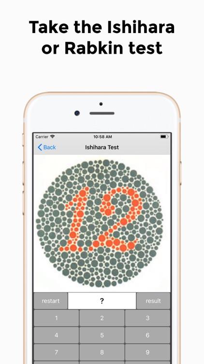 Colorblind Tests screenshot-3