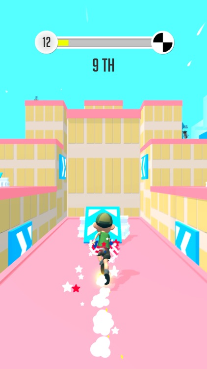 Parkour Jumping Race – Fun Run screenshot-5