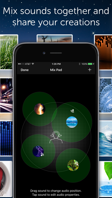 Screenshot for White Noise in Italy App Store