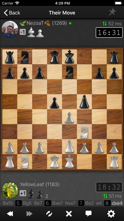 Chess - SocialChess screenshot-4
