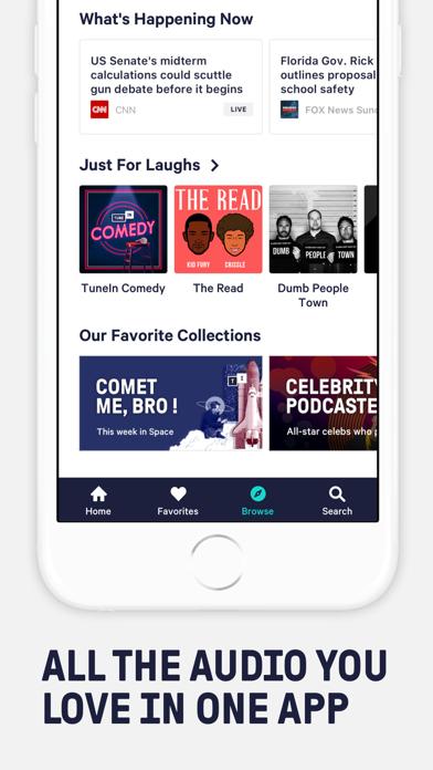 TuneIn: NFL Radio & Podcasts