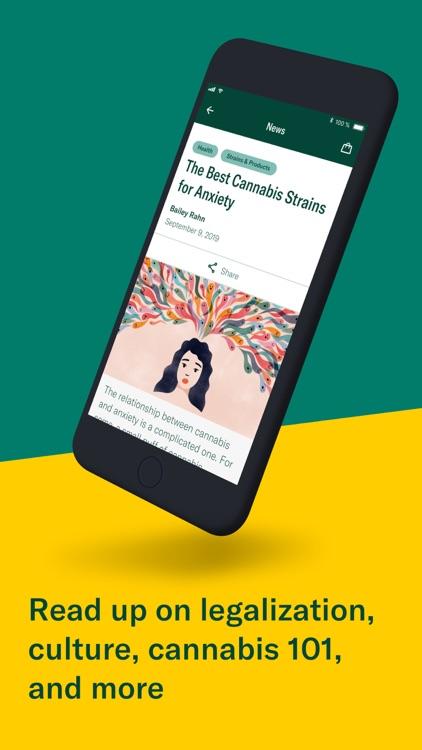 Leafly: Marijuana Reviews screenshot-6