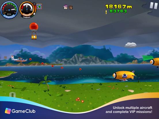 Any Landing - GameClub screenshot 9