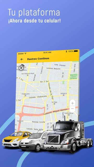 Zeek GPSCaptura de pantalla de1