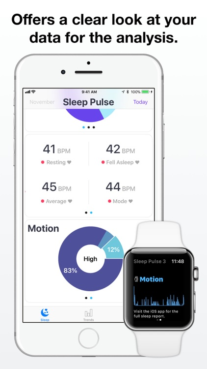 Sleep Tracker for Watch screenshot-3