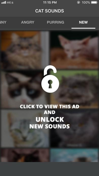 Cat Sounds - ColecciónCaptura de pantalla de8