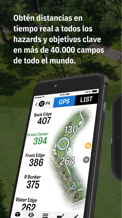 Screenshot for Golfshot Plus: Golf GPS in Argentina App Store