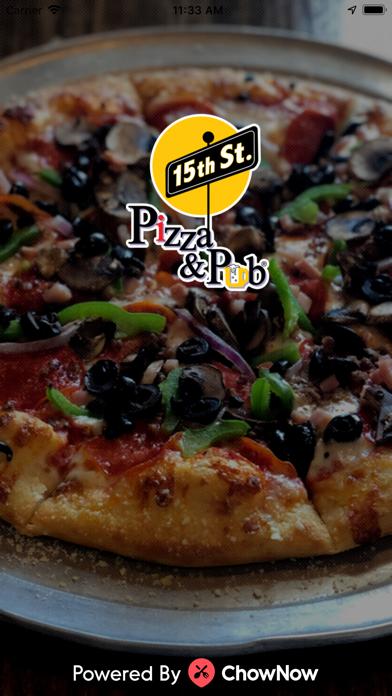 点击获取15th Street Pizza & Pub