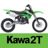 Jetting Kawasaki KX 2T Moto Reviews