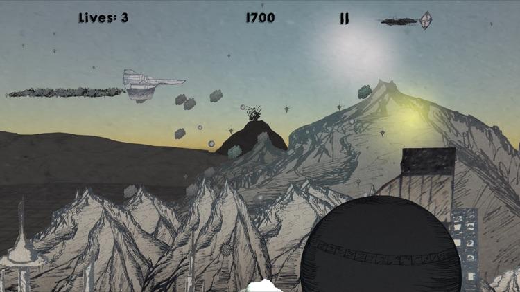Weltraum Tinte screenshot-7