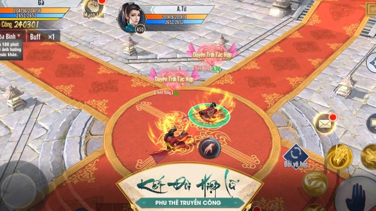 Nhất Mộng Giang Hồ screenshot-5