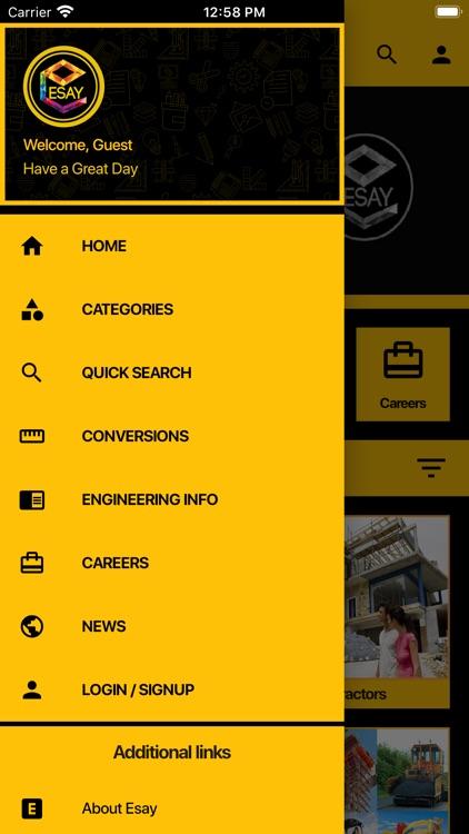 ESAY screenshot-0