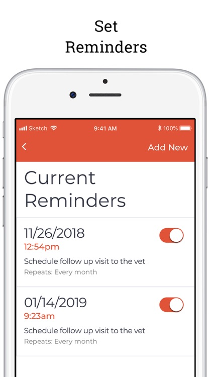 Pawprint - Pet Health Tracker screenshot-5