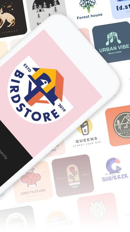Logo Maker – Brand Logo Design screenshot-8
