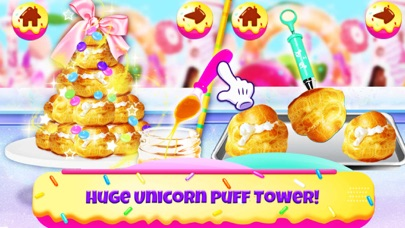 Unicorn Chef: Baking Games Screenshot 4