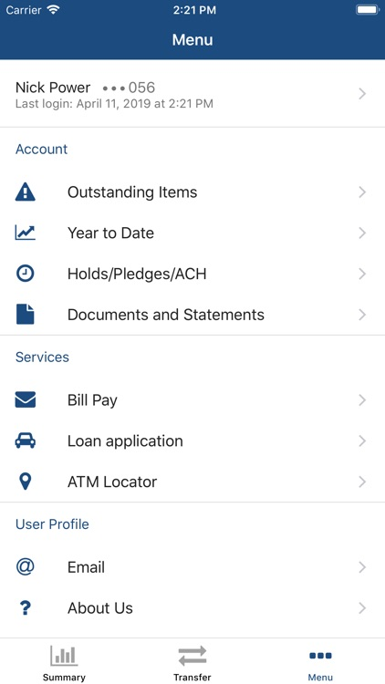 Leyden Credit Union screenshot-4