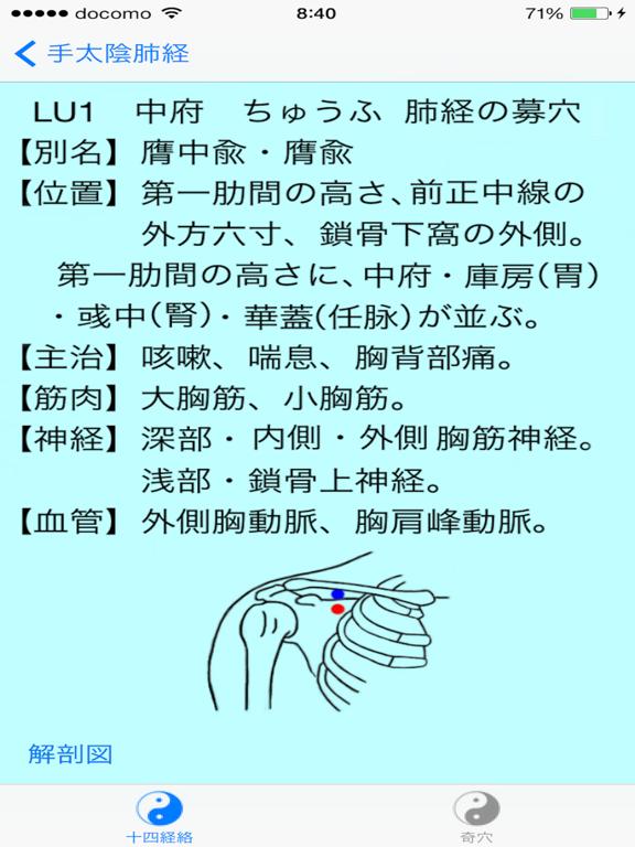 経穴マニュアルのおすすめ画像2