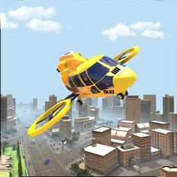 RC Drone Flight Simulator Taxi