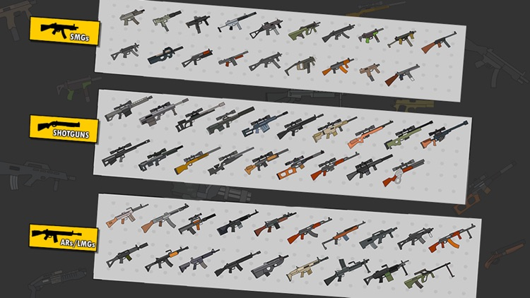 Gun Mayhem Fight