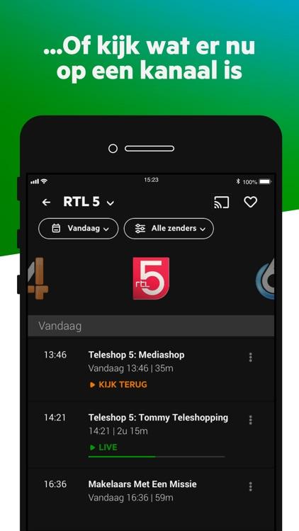 KPN Interactieve TV screenshot-3