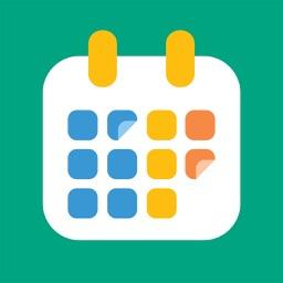 WeStick Calendar香港人的行事曆