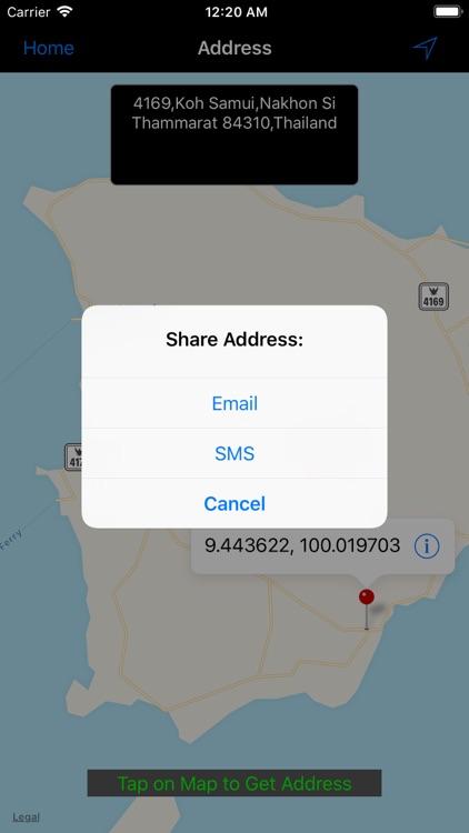 Ko Samui - Route Map Offline screenshot-6