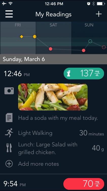 CONTOUR DIABETES app screenshot-4