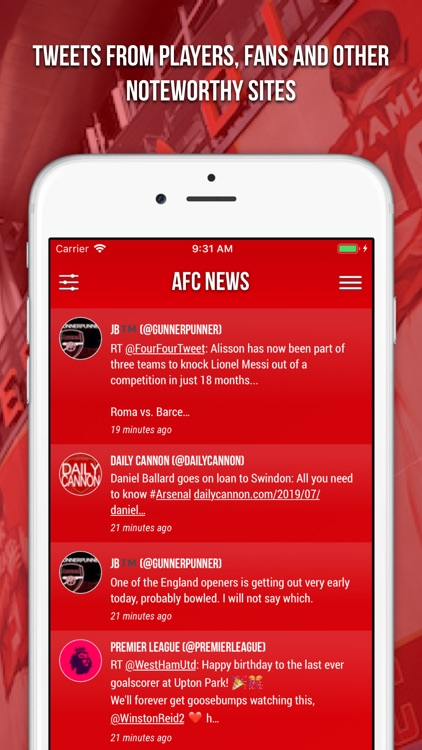 AFC News screenshot-4
