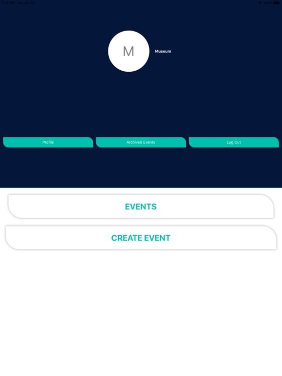 Events Coat Check screenshot-3