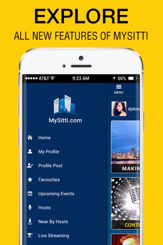 MySitti - náhled