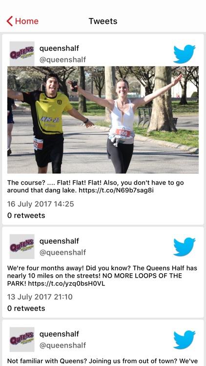 NYCRUNS Queens Half Marathon screenshot-3