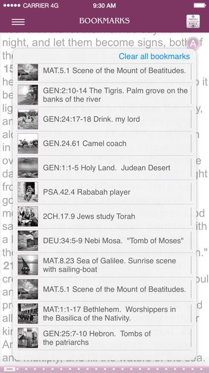 Photo Illustrated Bible CPDV screenshot-9