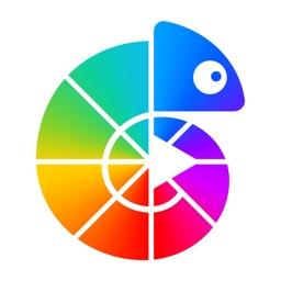 Colorgram: Adult coloring book
